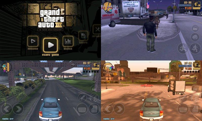 GTA 3 - Games - Каталог файлов - Galaxy Young